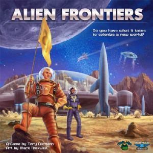 Alien Frontiers (Fourth Edition)